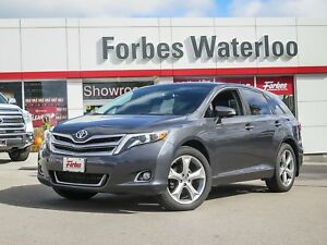 2013 Toyota Venza 1 OWNER! AWD V6 LOADED/ROOF/BACK-UP CAM