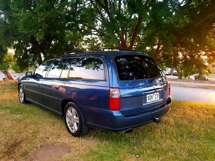 2003 VY Commodore Lumina Wagon