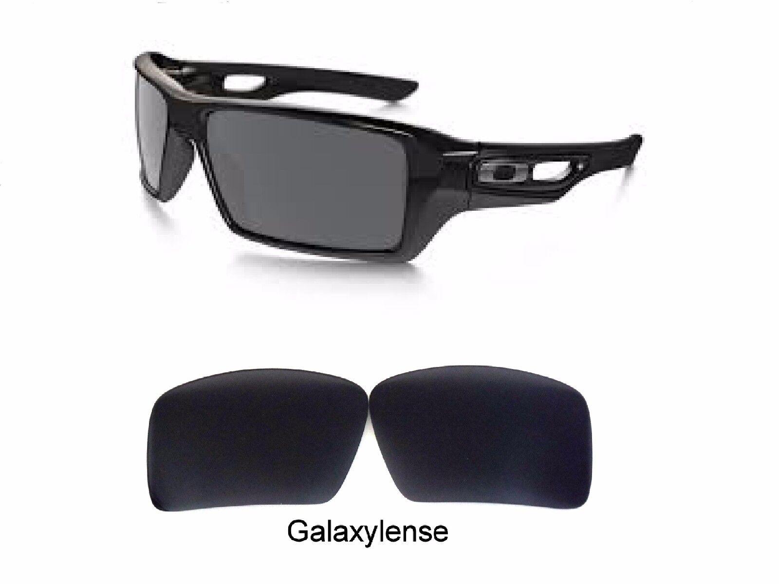 6fdcdd09ee8 Polarizan la galaxia lentes de recambio para Oakley Taco grande Iridium  negro
