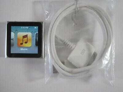 Apple iPod nano 6th Generation Silver (8 GB)