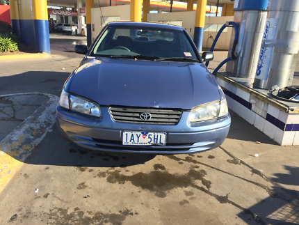 Toyota Camry LPG, Dual Fuel , Automatic