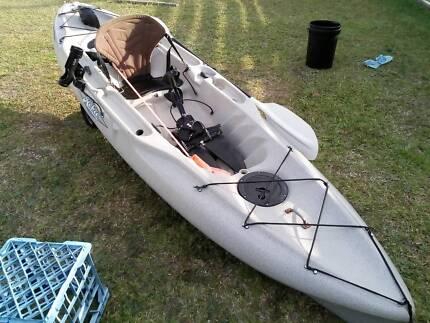 Hobie Mirage outback Kayak 3.50m 2003 model