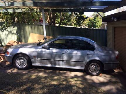 1999 BMW E39 523i MSport Greenacre Bankstown Area Preview