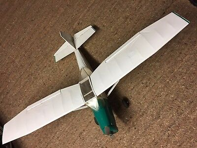 """RC Radio Controlled 42"""" Wing Span Electric Pixie Mini Aircraft Aeroplane Used, used for sale  Brentwood"""
