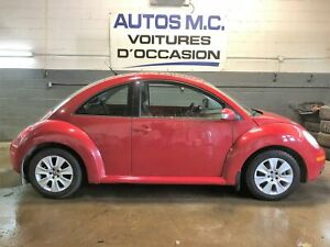 2008 Volkswagen New Beetle full,cuir,toit(GARANTIE 1N AN INCLUS)