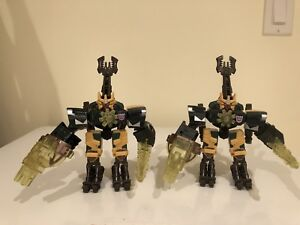 Transformers Energon Insecticons x2