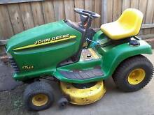 ride on mower john deer Noble Park North Greater Dandenong Preview