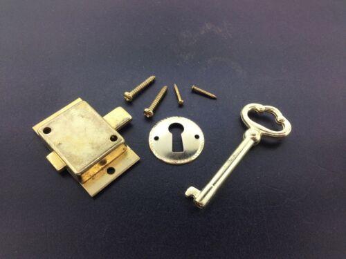 Grandfather Clock Door Lock Key Set For Howard Miller