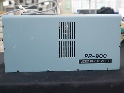 Photo Research Pr-900 Photometer As Is Selling
