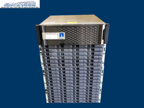 Netapp Fas8020a W/3x Ds4486 24x 8tb 7.2k (4tbx 2) X480a-r6 576tb Fas8020
