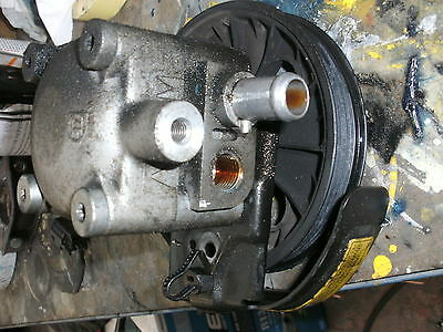 Volvo S40 V40 T4 Power steering pump 8646864 86 468 54 2000-2004 TESTED