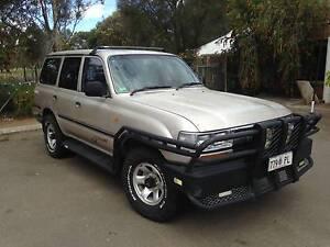 1994 Toyota LandCruiser Wagon Victoria Park Victoria Park Area Preview