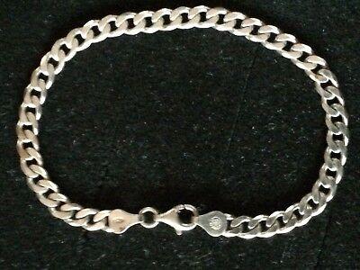 Altes Herrenarmband schönes Armband 925er Silber