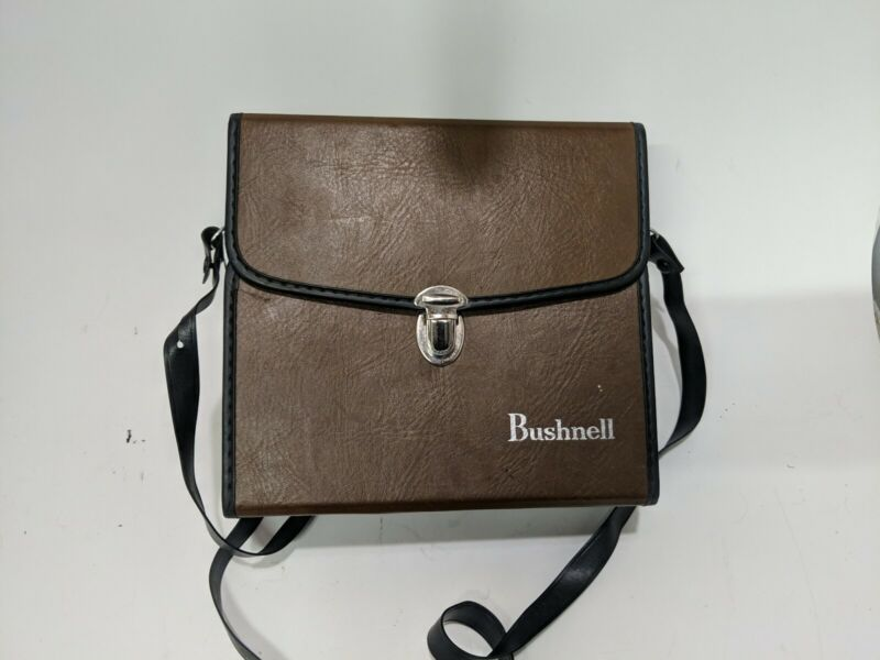 Vintage - Binoculars Case - Bushnell Binoculars Protective Hard Case Only