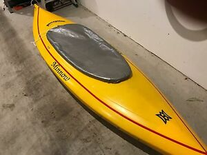 Minnow Perception 2.9m, 9 foot Kayak, Canoe INCLUDES Cart, Paddle Unley Unley Area Preview