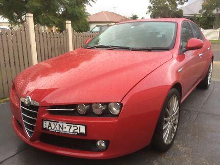 2008 Alfa Romeo 159 Sedan