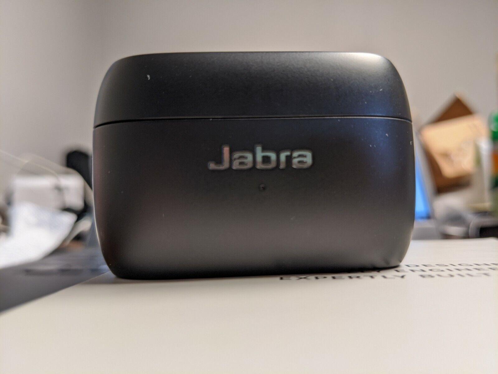Jabra Elite 85t Wireless Headphones Active Noise Canceling -