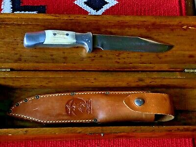 R H Ruana Knife S Stamp Rarity in Near Mint Condition