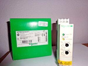 Schneider Electric Altistart 01 ATS01N103FT Soft Starter 110-480VAC 3A NEW ATS01