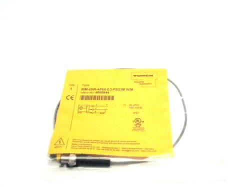 Turck BIM-UNR-AP6X-0,3-PSG3M W/M C Groove Cylinder Proximity Sensor 4685844