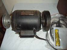ELECTRIC MOTOR, 1/2 h.p., 240 volt, single phase, 1430 r.p.m. Normanville Yankalilla Area Preview