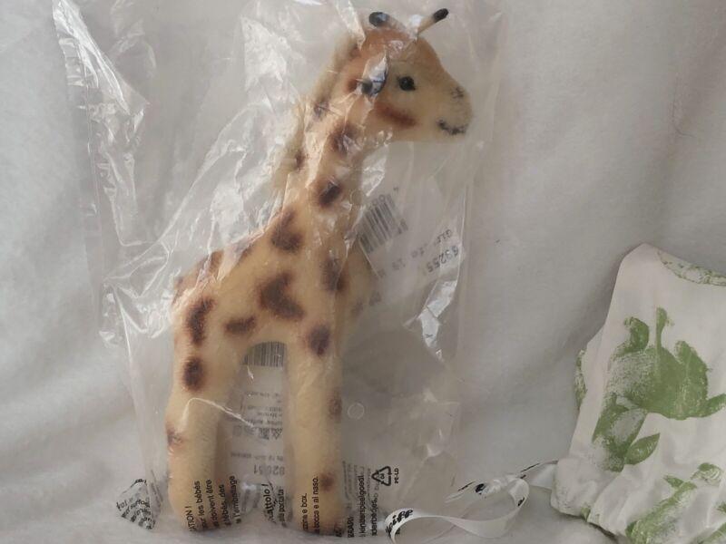 "Steiff 8"" Mohair Giraffe, #682551, FAO Exclusive"