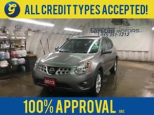 2013 Nissan Rogue SV*AWD*NAVIGATION*POWER SUNROOF*BACK UP CAMERA