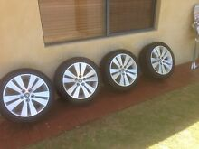 Holden Caprice Rims and Tyres Ballajura Swan Area Preview