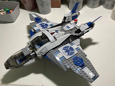 LEGO Super Heroes Quinjet Aerial Battle (6869) Plane Only