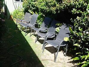 Patio Chairs Eden Hill Bassendean Area Preview
