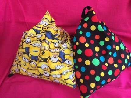 Beanbags for IPads etc