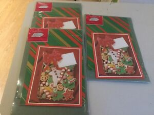 3 Christmas gift boxes 3 packs for $ 5.00