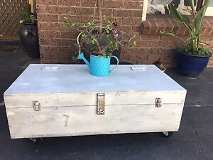 Vintage tool box table Paralowie Salisbury Area Preview