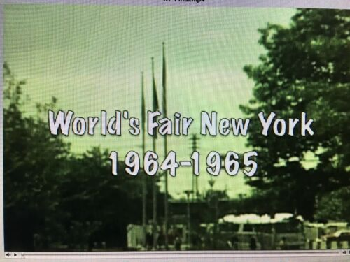 """DVD from 8mm Movies """"New York World"""