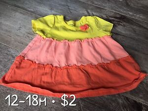12-18m girl outfits