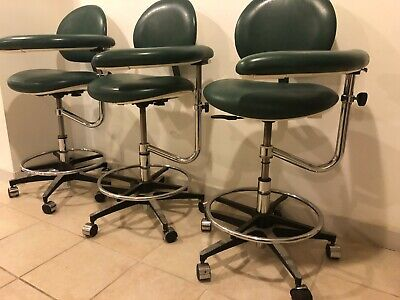 Belmont Dental Assistants Stool Chair 091 - X-calibur Series