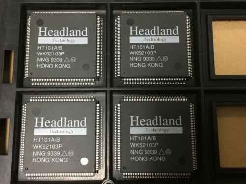 (1 PC) HEADLAND TECHNOLOGY   HT101A/B   DATA BUFFER  QFP  SMD