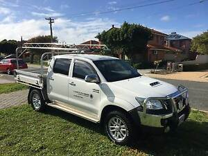 TOYOTA HILUX SR5 TURBO DIESEL - LOW KM - LOTS OF EXTRAS Yokine Stirling Area Preview