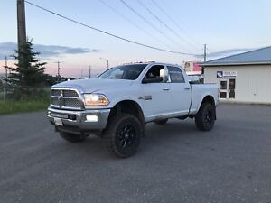 2014 Ram 3500 Loaded