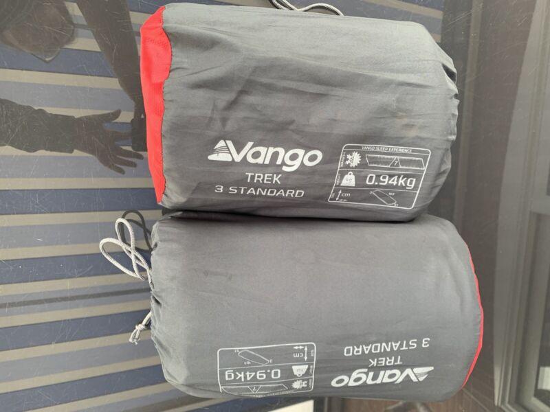 2 Vango Trek 3 Standard Self Inflating Mats