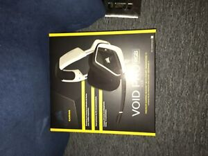 Corsair void pro that works on ps4 and pc