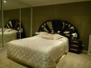 BEDROOM SUITE QUEEN SIZE Glanville Port Adelaide Area Preview