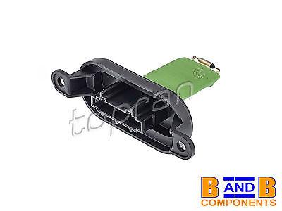 VW T5 TRANSPORTER VAN FAN BLOWER HEATER RESISTOR 7E0959263C A1155