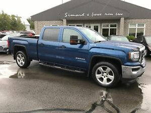 2017 GMC Sierra 1500 CREW CAB 4X4 V8 5.3L TOWING PACKAGE