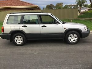 1999 Subaru Forester Wagon Salisbury Plain Salisbury Area Preview