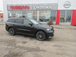 2018 Dodge Durango R/T 7 PASSENGER, HEATED/COOLED LEATHER,