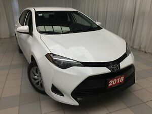 2019 Toyota Corolla LE : low kms !