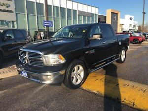 2016 Ram 1500 SLT PLUS CREW CAB!! NAV, B/U, Bluetooth, Heated Se