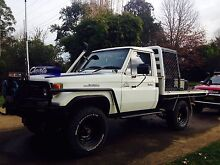 1990 Toyota LandCruiser Ute Dorrigo Bellingen Area Preview