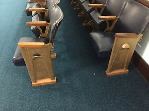 Vintage Deco Theatre Seats Tailem Bend The Coorong Area Preview